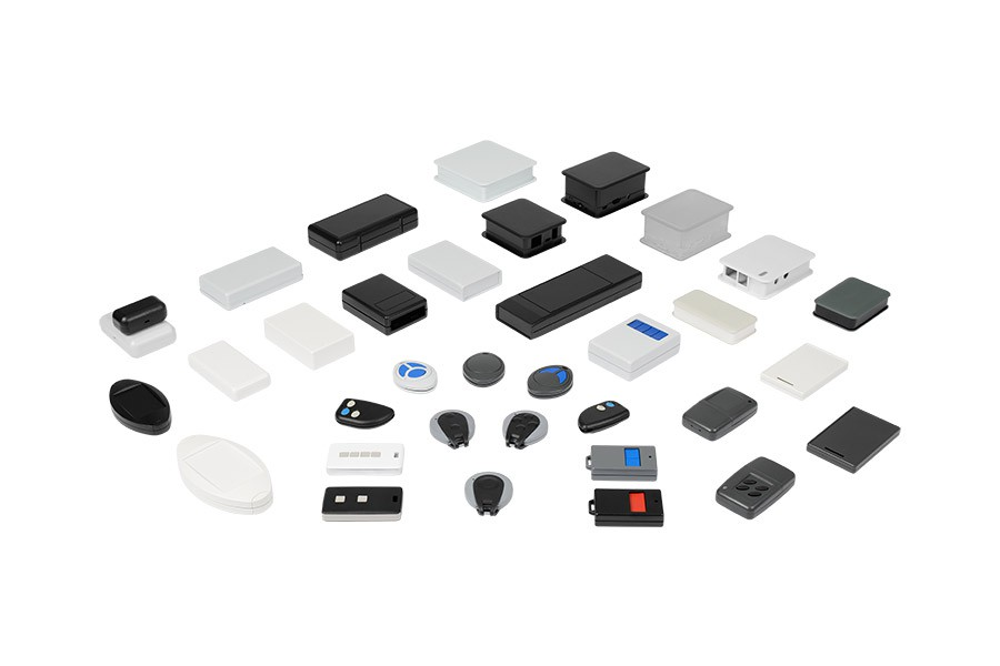 Electronic enclosures in plastic and metal | Teko