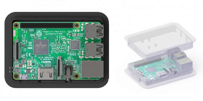 Raspberry Pi 3 - New case from TEKO enclosures